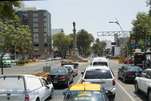 Typical Mexico City