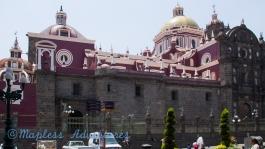 Central Church in Puebla