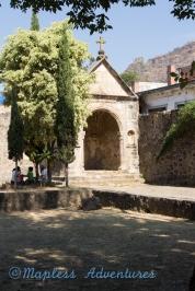 Corner of the Castle