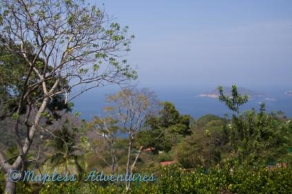 Coast of Acapulco