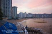 Skyline of Acapulco
