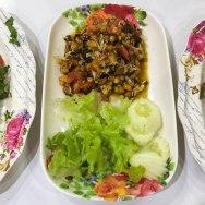 Burmese Salads