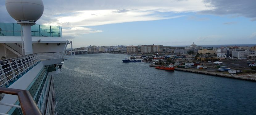 Cruising with Royal Caribbean Day 1:Embarkment