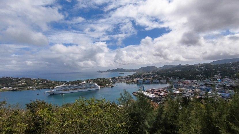Cruising with Royal Caribbean:Embarkment