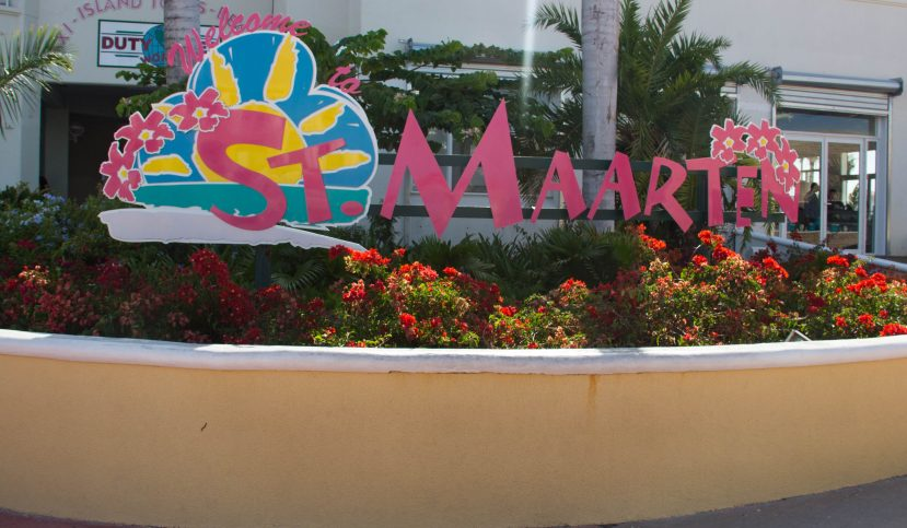 Royal Caribbean Day 2: Sint Maarten/SaintMartin