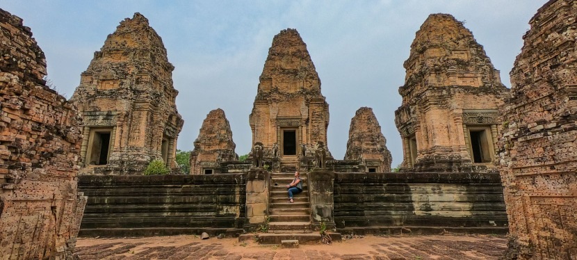 Grand Circuit at Angkor Wat | Siem Reap, Cambodia