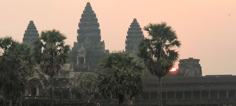 First Experience at Angkor | Siem Reap,Cambodia