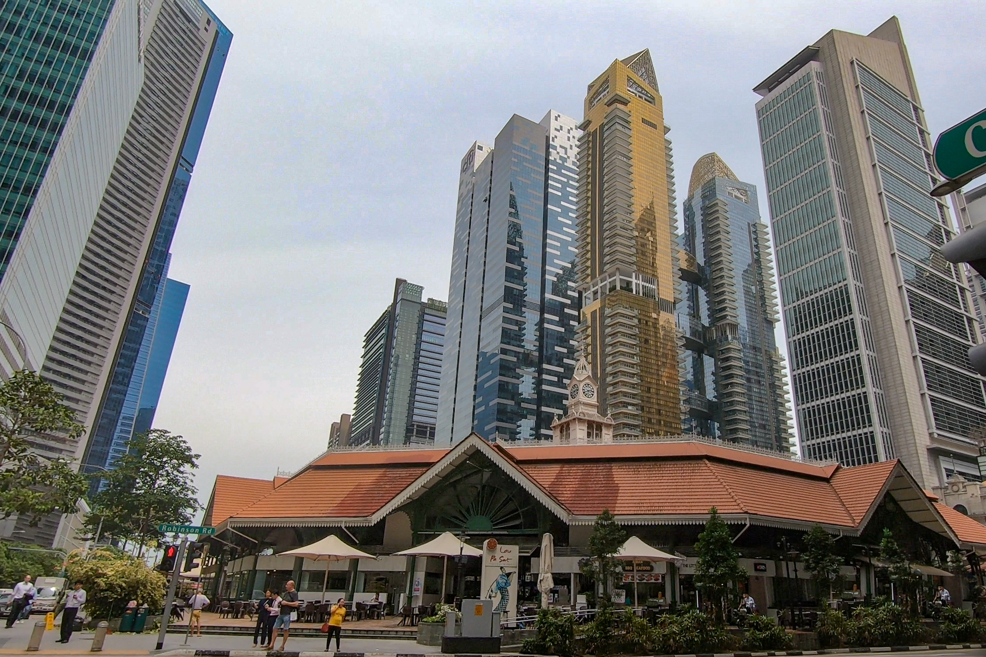 Singapore Hawker
